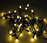 5m 50 lumières LED noël balle guirlande lumineuse