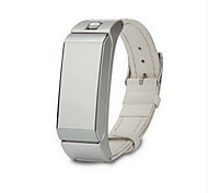 Smart BraceletWater Resistant/Waterproof / Long Standby / Pedometers / Health Care / Sports / Touch Screen / Alarm Clock / Multifunction
