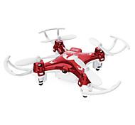 Drone 4CH 6 Eixos 2.4G Com Câmera Quadcópero com CRIluminação De LED Modo Espelho Inteligente Vôo Invertido 360° Upside-Down Vôo