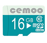 CEMOO Original Pastoralism Series 16GB Micro SD card Class 10  with SD SDHC Adapter and Multi-function OTG USB Card Reader