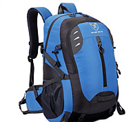 40 L Laptop Pack Cycling Backpack Backpack Hiking & Backpacking PackClimbing Leisure Sports Cycling/Bike Traveling School Camping &