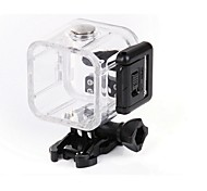 Accessories For GoPro Waterproof Housing Waterproof, For-Action Camera,Gopro Hero 4 Session Diving & Snorkeling / Surfing/SUP Plastic