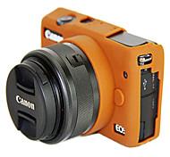 Dengpin Soft Silicone Armor Skin Rubber Camera Cover Case Bag for Fujifilm X-A2 XM1 XA2 XA1(Assorted Colors)