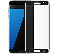 ZXD  2.5D curved surface Full Cover screen protector film For s7 edge g9300