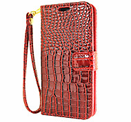 For Apple iphone 7 iphone7 Plus iphone6s iphone6s Plus iphone6 iphone6 plus iphoneSE iphone5s iphone5 iphone5c The Crocodile Grain PU Leather Case
