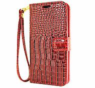 For Apple iphone 7 iphone7 Plus iphone6s iphone6s Plus iphone6 iphone6 plus iphoneSE iphone5s iphone5 iphone5c The Crocodile Grain PU Leather Case