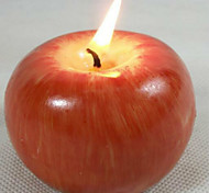 Christmas Molding Process Simulation Apple Fruit Candles