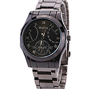 Men's Wrist watch Quartz / Stainless Steel Band Cool Casual Grey