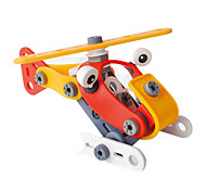 Bausteine Für Geschenk Bausteine Model & Building Toy Auto / Helikopter Plastik 5 bis 7 Jahre / 8 bis 13 Jahre / 14 Jahre & mehrRot /