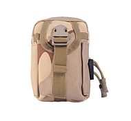 Backpack / Cell Phone Bag Camping & Hiking / Leisure Sports / Traveling Outdoor / Leisure Sports Phone/Iphone Others / Camouflage