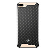 CORNMI For iPhone 7 Plus 7 6 6 Plus 6S Plus Case Real Carbon Fiber Case Ultra Thin Cover Shell
