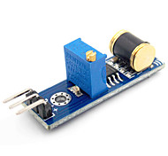 D1208036  DIY Analog Output Vibration Detection Sensor Module for (For Arduino)