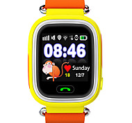Kids' Sport Watch Smart Watch Fashion Watch Wrist watchLED Touch Screen Remote Control Thermometer Calendar Water Resistant / Water Proof