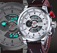 Multifunction Men Sport Watch 30M Waterproof LED Digital Male Wristwatch 2016 Military Fashion Casual Quartz Sport