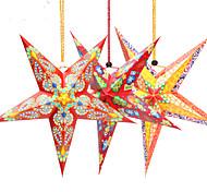 случайные цвета рождественские украшения подарки роль ofing елочные украшения Рождественский подарок