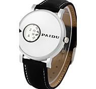 Paidu watch men Japan Movt Male Quartz Watch Rotational Scale metalStrap Wristwatch sports watches relogio feminino