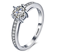 Fashion Rings for women Wedding Love CZ Diamond Ring Women Female Ring bague femme anillos Jewelry
