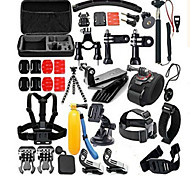 Accessori Kit Tutto in uno Conveniente PerGopro 5 Gopro 4 Black Gopro 4 Gopro 4 Silver Gopro 4 Session Gopro 3 Gopro 2 Gopro 3+ Gopro 1