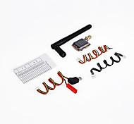 IDrones Accesorios IDrones TX360 Transmisor / controlador remoto RC Aviones Metal 1 Pieza