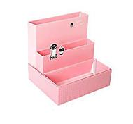 Waterproof  Pink Normal 1 Cosmetic Bag