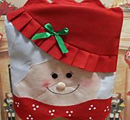 нетканый материал большой рождественский стул наборы 44 * 54см