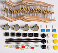 Crab Kingdom Universal Kit Package 1 Kit Includes Resistive LED Potentiometer