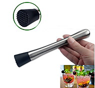 Bar Cocktail Wine Minced Rolling Fruit Muddler Bartending Cocktail Shaker  Drink Tool