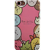 For iPhone 7 Case iPhone 7 Plus Case iPhone 6 Case Pattern Case Back Cover Case Cartoon Hard PC for AppleiPhone 7 Plus iPhone 7 iPhone 6s