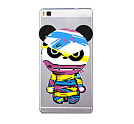 For Huawei Mate9 Mate8 Mate7 MateS Lite Translucent Case Back Cover Case Cartoon Soft TPU for  Huawei G7 G7 Plus G8