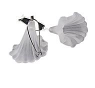 Earring / Earring Back Jewelry Women Wedding / Party Alloy 1 pair White
