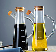 1 pc hot balsem fles azijn fles een kleine keuken levert Gass lekvrij controle olie pot kruiden fles afgetopt