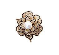 pasadores traje broche de perlas de alto grado de la decoración del regalo perfecto para las mujeres jóvenes a asistir a la fiesta