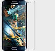 (3 Stück) freier Schirmschutzfilm für Samsung-Galaxie s6 Rand