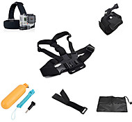 GoPro Chest Harness Front Mounting Case/Bags Buoy Wrist Strap For Gopro Hero 3+ Universal Travel
