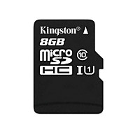 Kingston Micro SD Card SDHC UHS-I 8GB C10 Memory Card Class 10 TF Card