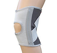 Knee Brace Breathable Easy dressing Compression Protective Fitness Leisure Sports Cycling/Bike Skateboarding Sports OutdoorNylon Lycra