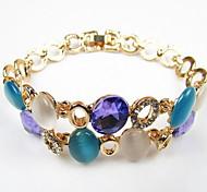 Bracelet Chain Bracelet / Wrap Bracelet Alloy Others Friendship Gift / Daily / Casual Jewelry Gift Gold,1pc