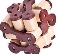Blocco Ming Kong Modellino e gioco di costruzione Quadrata Legno Kaki Per bambini Per bambine Da 5 a 7 anni Da 8 a 13 anni 14 Anni e oltre