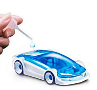 DIY Kid's Educational Toy Green Energy Toy Salt Water Powered Fuel Cell Car
