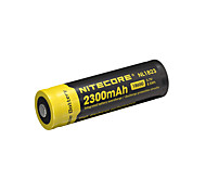 NITECORE NL1823 2300mAh 3.7V 8.5Wh 18650 Li-ion Rechargeable Battery