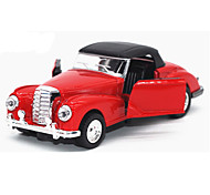 Educational Toy Car Toys Metal Red Model & Building Toy
