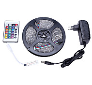 Light Set 5M 3528 300 Light IP65 Remote Control