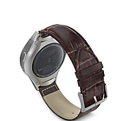 Genuine Leather Crocodile Pattern Replacement Strap for Samsung Gear S2 SM-R720 R730