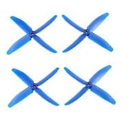 RC Propellers RC Quadrocopter Blau Plastik 4PCS