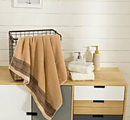 Bath Towel Set Jacquard High Quality 100% Cotton Towels Two Face Towels Plus One Bath towel