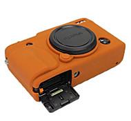 Dengpin Soft Silicone Armor Skin Rubber Camera Cover Case Bag for Fujifilm X-E2S XE2S XE2 XE1(Assorted Colors)