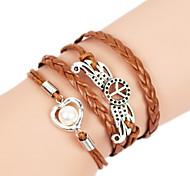 Women's Bangles Handmade Alloy Jewelry Jewelry For Birthday Daily 1pc