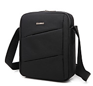 CoolBell 10.6 Inch Messenger Shoulder Bag With Adjustable Shoulder Strap Simple Style Sleeve Case CB-6202