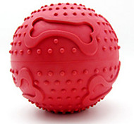 Pet Toys Ball Bone Rubber