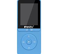 RUIZU MP3/MP4 MP3 WMA WAV FLAC APE Batería li-ion recargable